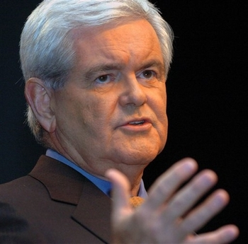newt gingrich man of the year time. The timing is right for Mr.