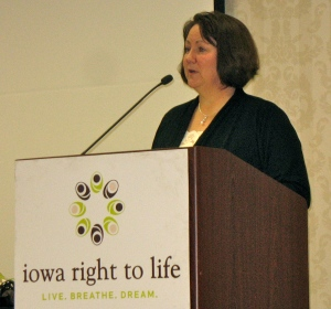 Sue Thayer was dismissed by Planned Parenthood for her pro life views