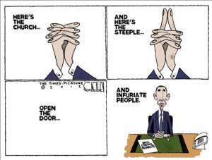 The Obama Mandate infuriates the faithful