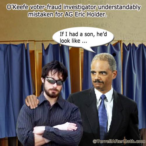 Voter fraud humor