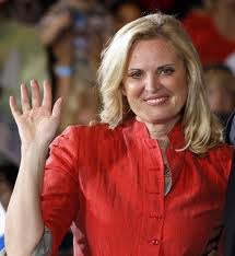 Ann Romney defends husband against Democrat's attack