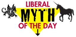Liberal Myth of the Day