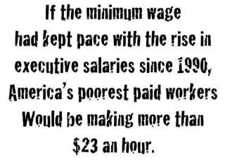 the minimum wage hurts the poor