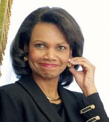 Condaleeza Rice for VP?