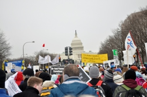 March for Life 2013/photo by Lisa Bourne