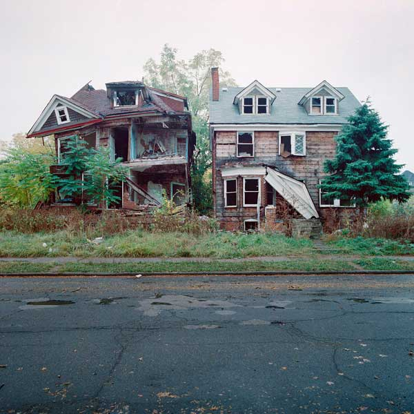 The fruits of liberalism's fifty year experiment in Detroit, Michigan