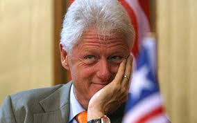 Former President Clinton jettisons another conviction