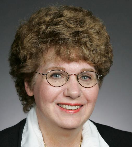 """Rebecca Hamilton, publisher of """"The Public Catholic"""""""
