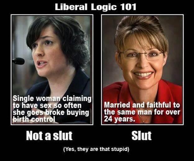 Conservative slut wife