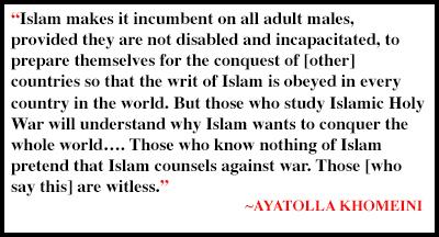 Ayatolla quote