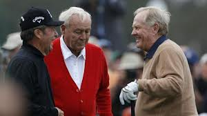"""Golf's """"Big Three"""""""