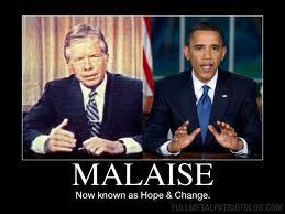 Malaise Jimmy Carter - Barack Obama