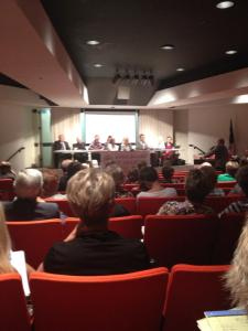 The Iowa Board of Medicine's hearing on Webcam Human Abortions