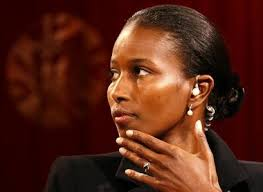 Ayaan Hirsi Ali: not welcome at Brandeis University