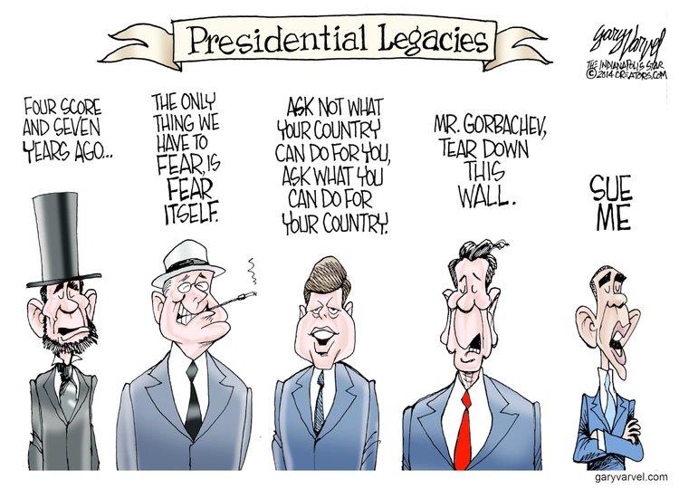 presidential-legacies