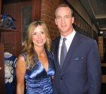 Peyton & Ashley Manning
