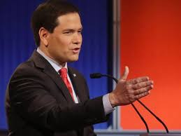 Marco Rubio responds to immigration question