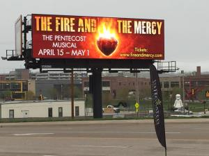 Our billboards are seen all over town