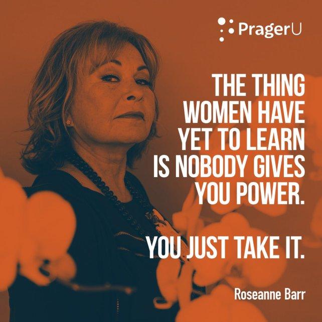 Roseann Barr